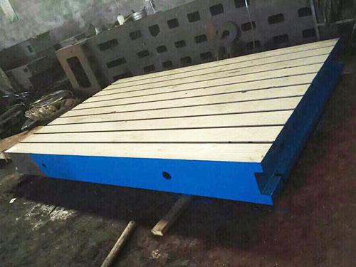 铸铁焊接平板